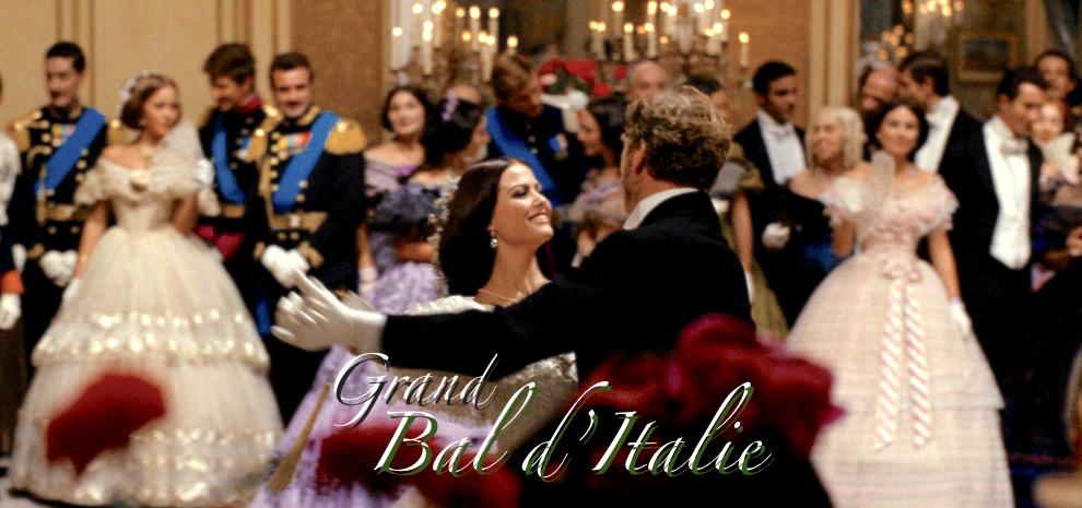 Grand Bal d'Italie - gattopardo