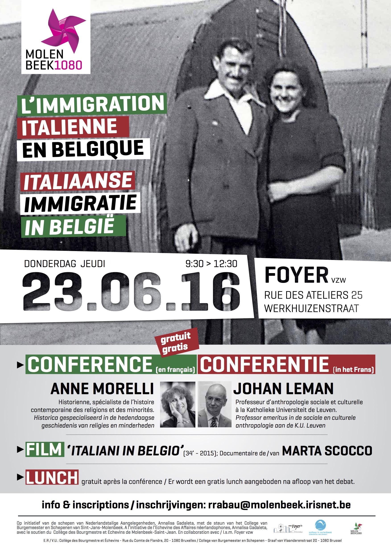 Italiens en Belgique