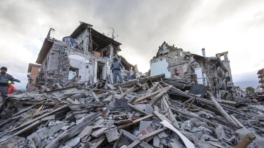 Raccolta fondi per i terremotati del Centro Italia