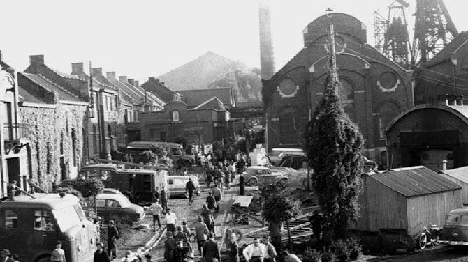 Commemorazione 61 anni della tragedia del Bois du Cazier