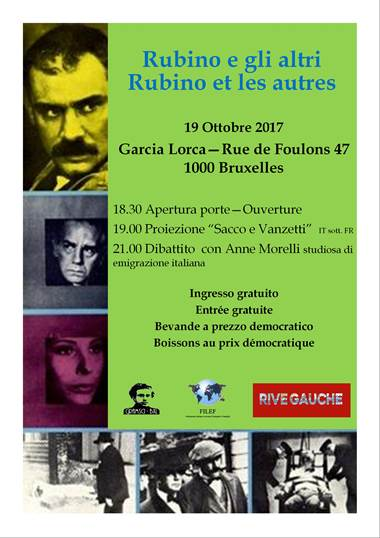 Attività Ottobre – Associazione Gramsci