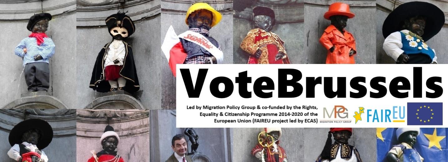 Come votare alle prossime elezioni locali in Belgio – Materiale esplicativo